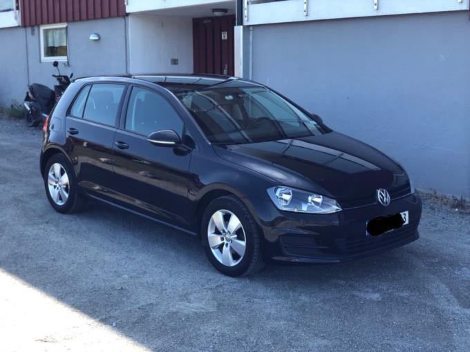 Te Koop For Sale Volkswagen Golf Op Curacao